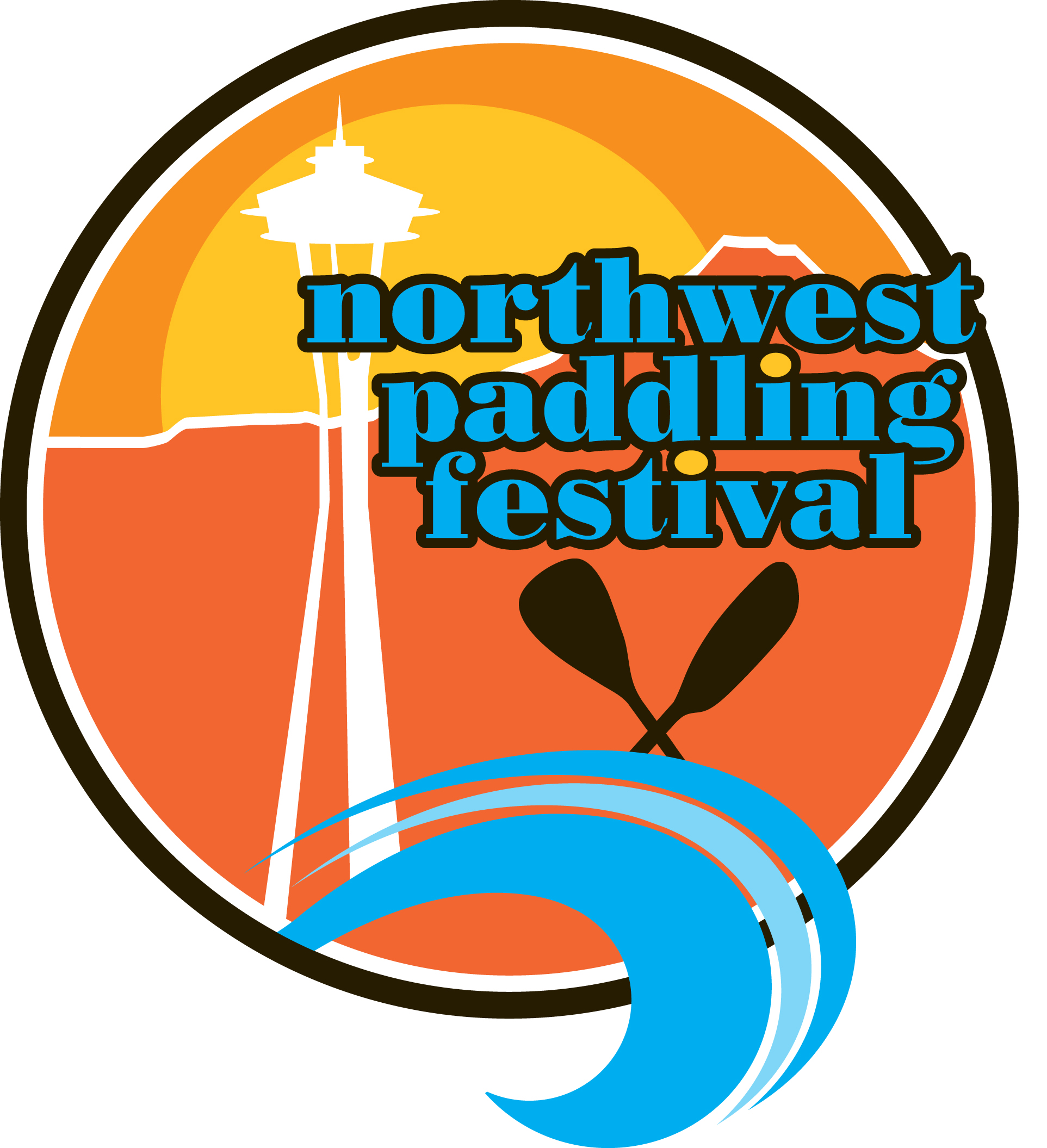 NW Paddling Festival Logo